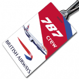 British Airways 787 Crew
